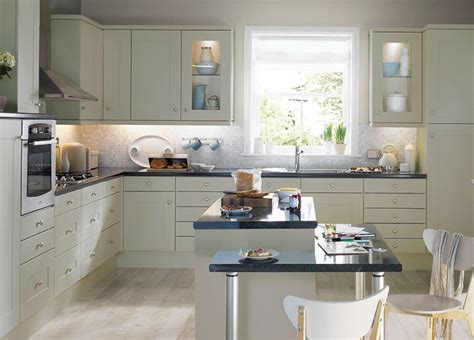 Solent Kitchen Design | solent dakar kitchen at paul davies fitted kitchen