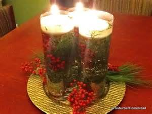 cheap chic christmas centerpiece lil suburban homestead