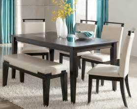dining table set with bench write teens whitesburg dining room set w bench signature design by