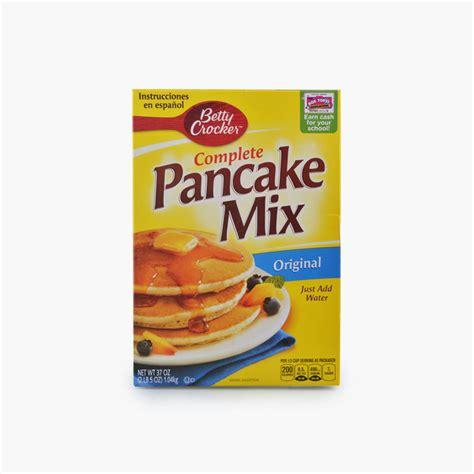 Shelf Of Pancake Mix by Betty Crocker Original Pancake Mix 1 04kg