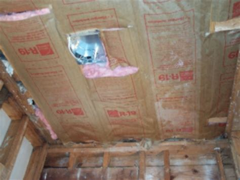 basement ceiling insulation r value including triplesafe supersump delta and newton