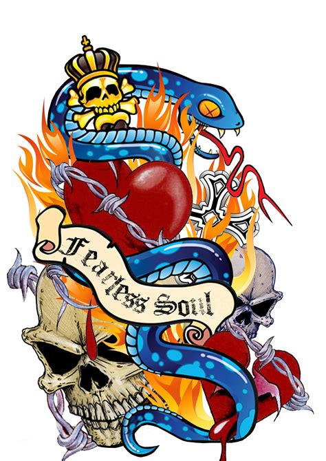 ed hardy skull tattoo designs ed hardy clothing amyturnerdesign