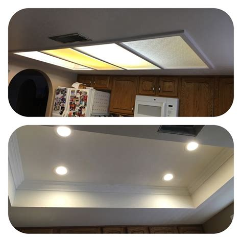 fluorescent kitchen lights the 25 best installing recessed lighting ideas on