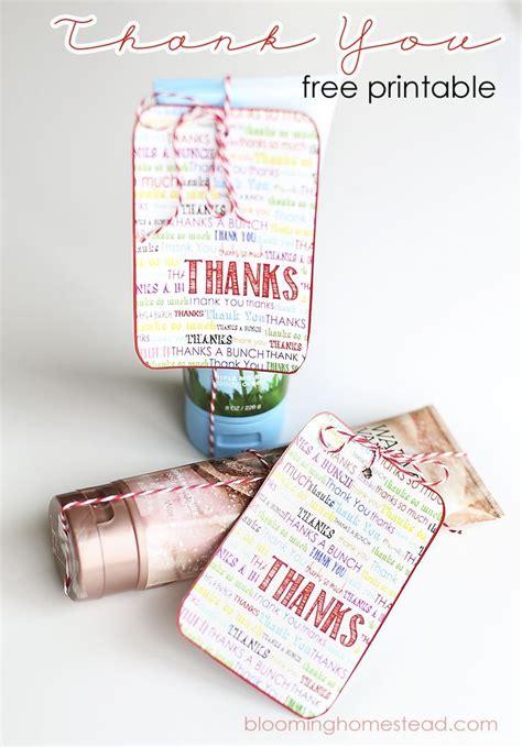 printable volunteer tags free printable thank you tags free printable gift and