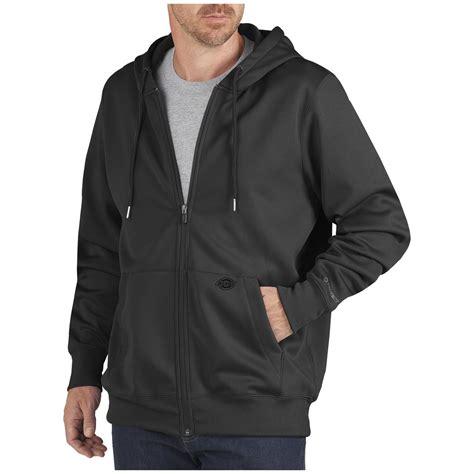 Hoodie Dickies dickies 174 work tech fleece zip hoodie 621547