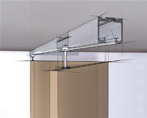 Bi Fold Wardrobe Door Fittings by Grant Bi Fold 25 Hardware Set 2 Door 1 Way For Two Door Installation