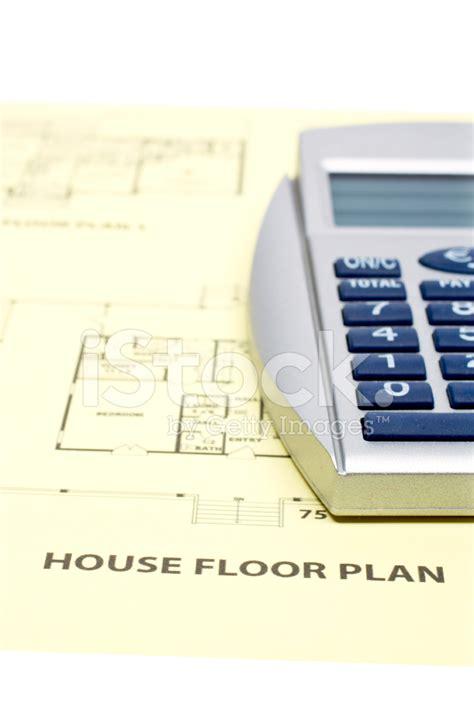 floor plan calculator house floor plan and calculator stock photos freeimages