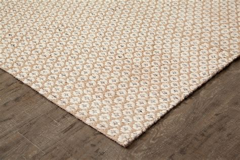 Wool Jute Area Rugs Anji Mountain Area Rugs Wool Jute Rugs Amb0377 Perennial Beige Wool Jute Rugs By Anji