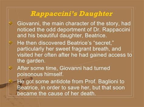 universal themes of the scarlet letter rappaccini daughter