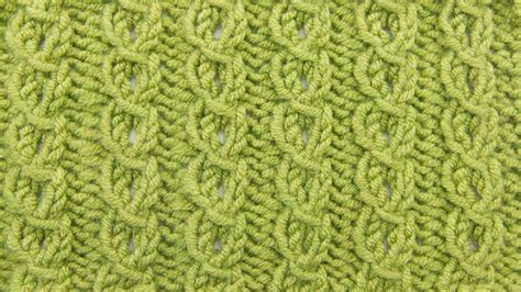 how do i knit knitting stitches new stitch a day