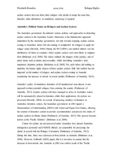Refugee Essay Introduction refugees major essay