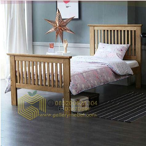 Tempat Tidur Anak Minimalis White Duco Furniture Dipan Ranjang dipan jati minimalis anak 2 gallery mebel