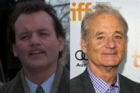 groundhog day actor bill murray now