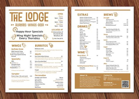 menu design elegant economical elegant menu design for lisa by pepisign