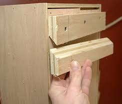 how to hang a heavy headboard on the wall handyman uses french cleat to hang heavy items handyman