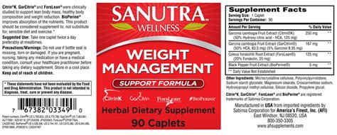 weight management facts citrin sanutra weight management appetite suppression
