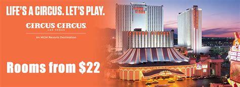 circus circus hotel las vegas discounts and promo codes