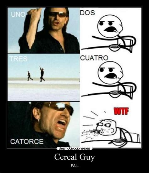 Cereal Meme - pin recopilacion meme come cereal guy taringa descargas on