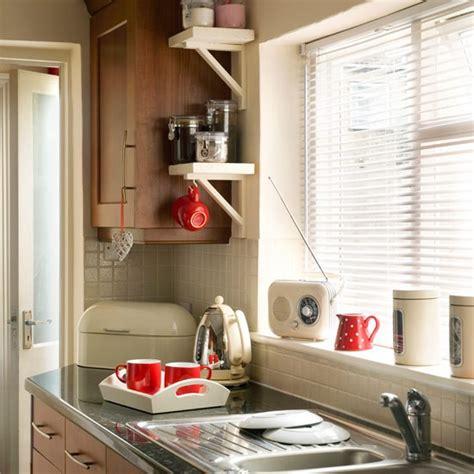 kitchen corner shelves shelving ideas housetohomecouk