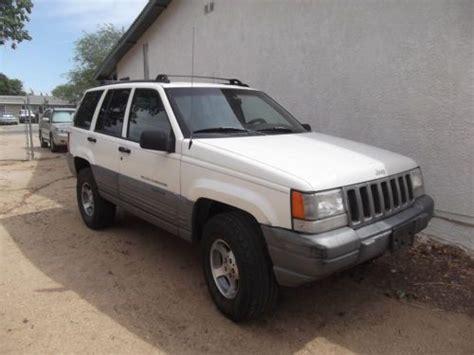1997 Jeep Laredo Find Used 1997 Jeep Grand Laredo Sport Utility 4