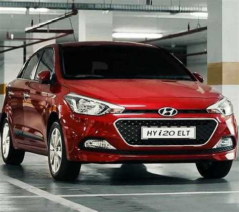 Hyundai I20 Automatic by Hyundai Elite I20 Automatic Expected To Be Fitted With 6