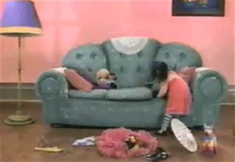 big comfy couch cat the big comfy couch tumblr