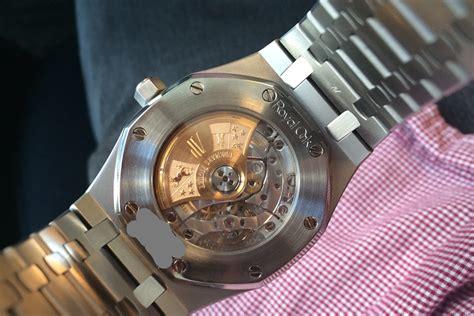 Ap Design 5421 retrospective review ap royal oak 15300 wristtimes