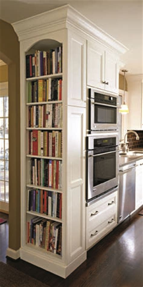 25 best ideas about kitchen bookshelf on