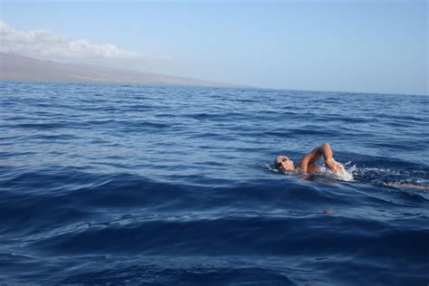 swing in the ocean the daily news of open water swimming how far could a