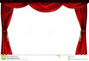 rideaux en th 233 226 tre ou en cin 233 ma photos stock image 21331913
