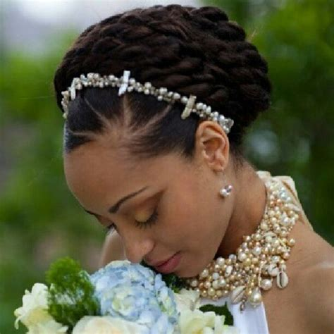 natural hair wedding hairstyle wedding styles elegant wedding and afro on pinterest