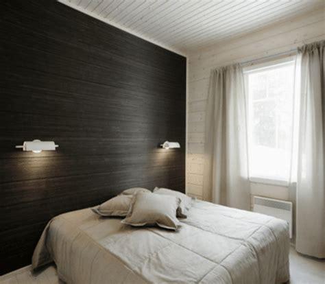 schlafzimmer tapeten idee - Schwarze Tapete Für Schlafzimmer