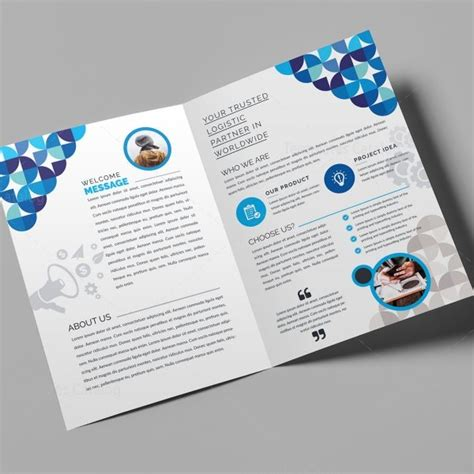 Fancy Bi Fold Brochure Template 000723 Template Catalog Fancy Brochure Templates