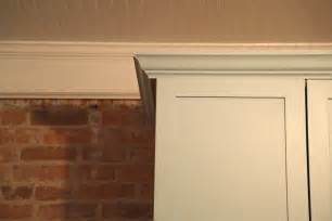 Kitchen Cabinet Moldings And Trim Andi Amp Neil S Kitchen Part 10 Trimwork Wall Prep Amp A