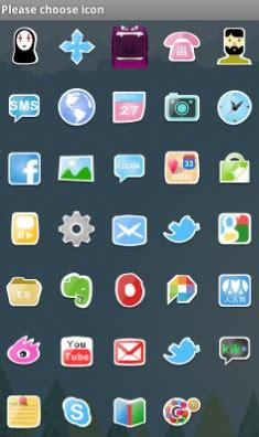 cartoon themes go launcher new cartoon themes and go launcher ex v2 13 released