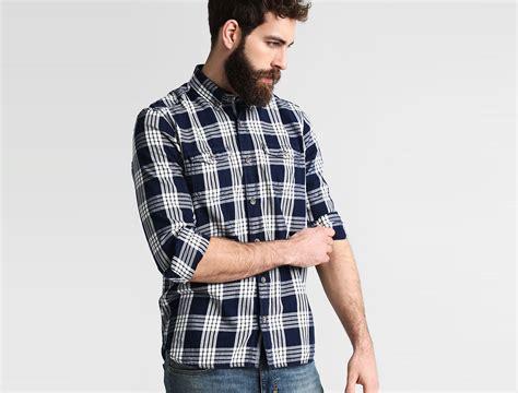 camisas a cuadros de mujer y hombre en zalando - Camisas De Hombre De Cuadros