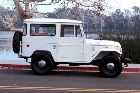 1967 Toyota Land Cruiser Sell New 1967 Toyota Land Cruiser In Fort Bragg