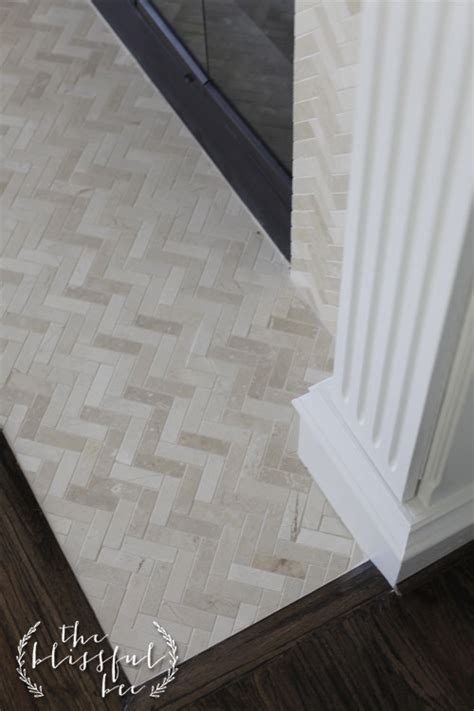 herringbone tile fireplace herringbone fireplace on