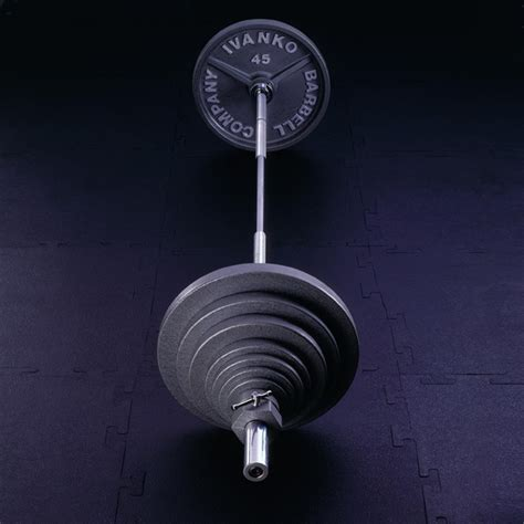 ivanko olympic weight set om 302 future home
