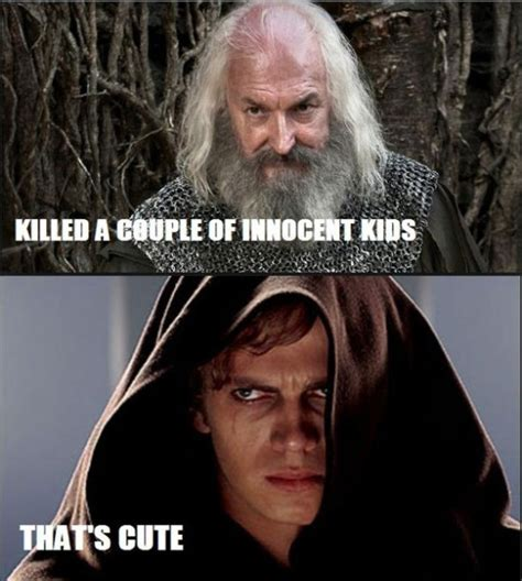 Star Wars Game Of Thrones Meme - epic game of thrones vs star wars meme nerdglaze