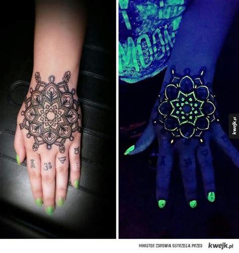 uv tattoo healing uv tattoos in daylight and under uv light tattoo designs