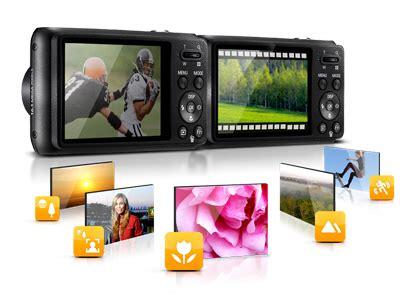 Kamera Samsung Dv100 samsung dv100 16 1mp 5x optik 2 7 quot dijital foto茵raf