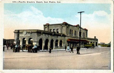 postcards from san pedro los angeles county ca