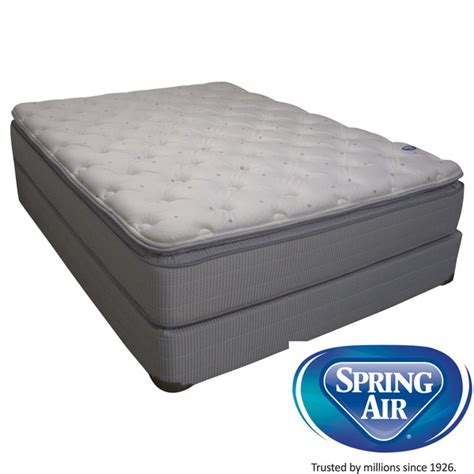 Pillow Top For Twin Bed | spring air value addison pillow top twin xl size mattress