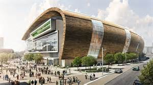 Hit The Floor Dancers - bucks release new arena renderings ahead of design submission to city milwaukee bucks