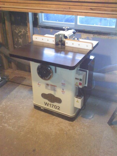 shapers woodworking review a great 3 hp shaper by dustin lumberjocks