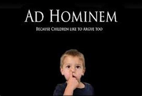 Ad Hominem Meme - trolls gotta love em