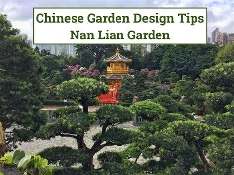 Garten Chinesisch Gestalten by Garden Design Tips