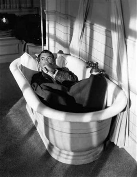 Guys In Bathtubs by A Trip Memory Photos Of The Day Candid Cary Grant