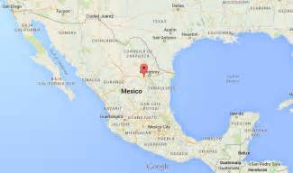 Saltillo Mexico Map by Where Is Saltillo On Map Mexico World Easy Guides